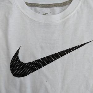 Nike long sleeve shirt swoosh logo men's